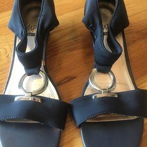 "Impo ""stretch"" navy sandal"